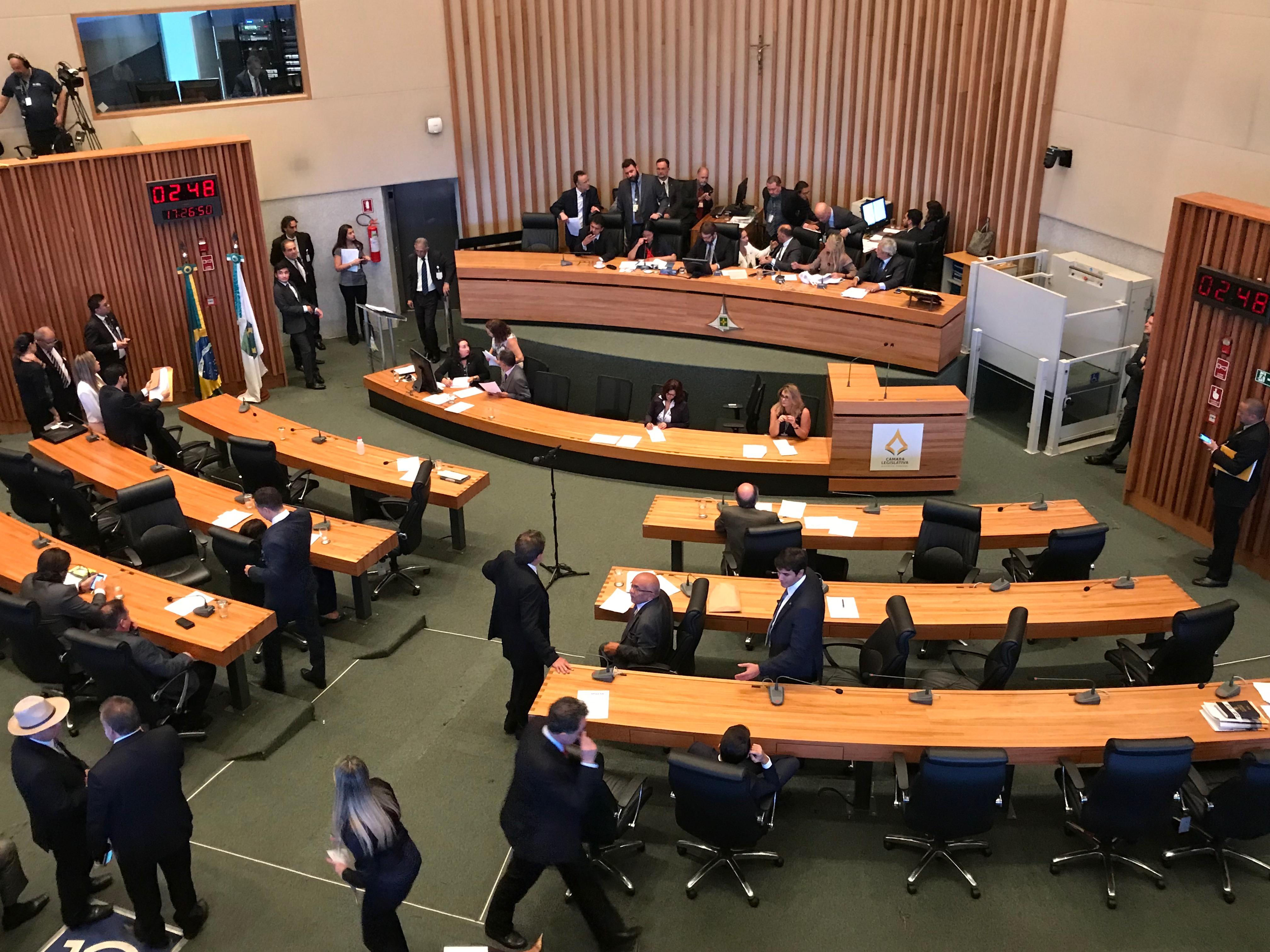 Câmara aprova projeto de lei que reformula as regras do Pró-DF II